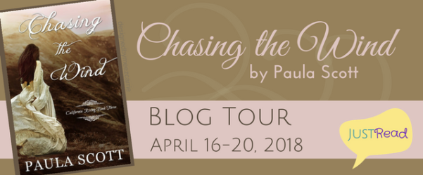 Chasing the Wind blog tour