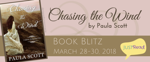 Chasing the Wind book blitz