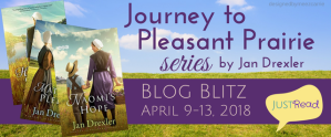 Jan Drexler book blitz