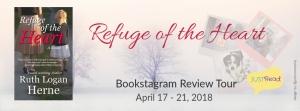 Refuge of the Heart IG Banner