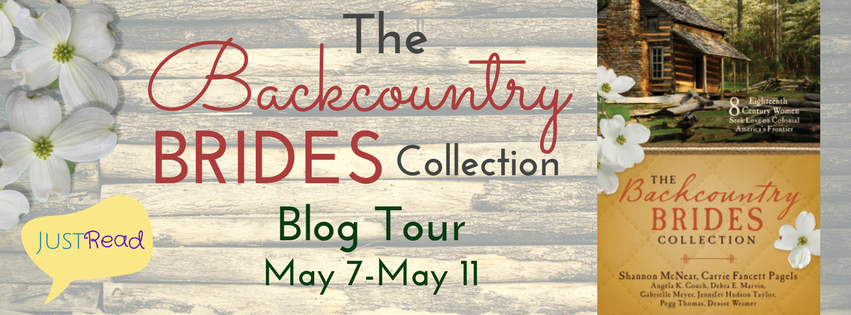 The Backcountry Brides blog tour