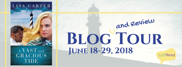 A Vast and Gracious Tide Blog and Review Tour