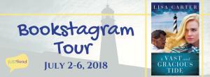 A Vast and Gracious Tide Bookstagram Tour