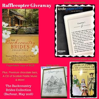 BCC Rafflecopter Giveaway