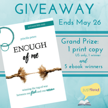 enough of me blitz giveaway