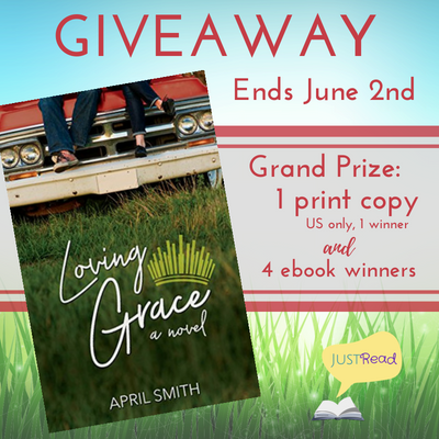 Loving  Grace  blitz  giveaway