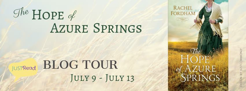 the hope of azure springs blog tour