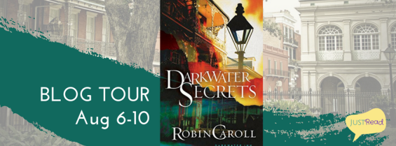 Darkwater Secrets blog tour