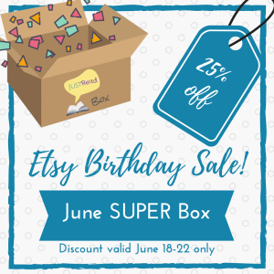 justread june box sale