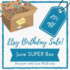 justread june box sale