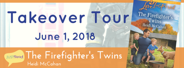 The Firefighter's Twins Takeover Tour