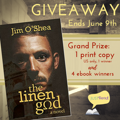 the linen god blitz giveaway