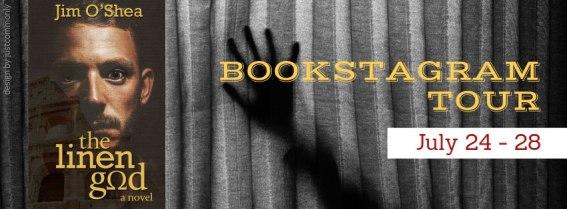 the linen god bookstagram