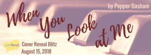 When You Look at Me Cover Reveal