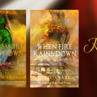 JustReadTours Review Tour - When Fire Rains Down (Kingdom Come #3) by Cecelia Earl