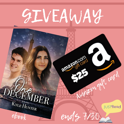 one  december  blog  tour  giveaway