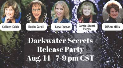 darkwater secrets release party