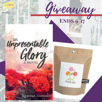 an unpresentable glory blog giveaway