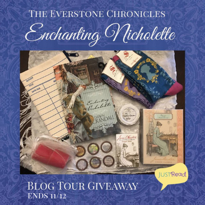 enchanting nicholette blog giveaway