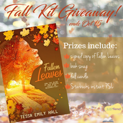 fallen leaves blog tour giveaway