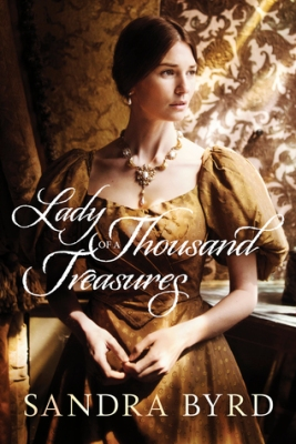 lady of a thousand treasures