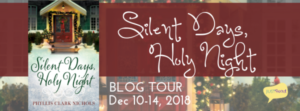 Silent Days Holy Night blog tour
