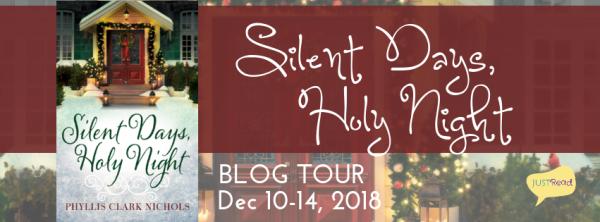 Silent Days Holy Night blog tour