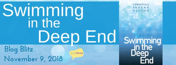 Swimming the Deep End Blog Blitz