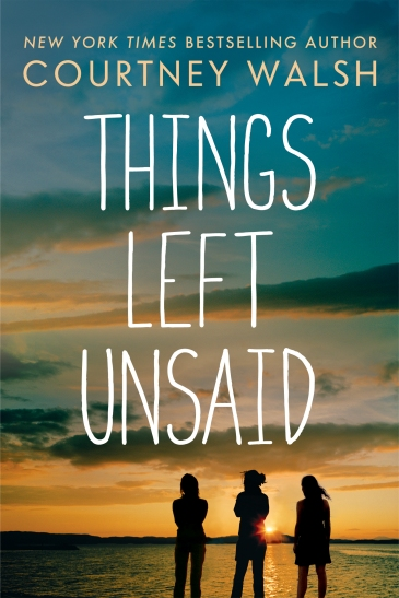 Things Left Unsaid HR