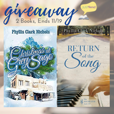 return of the song blog giveaway