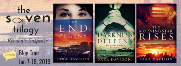 Seven Trilogy blog tour