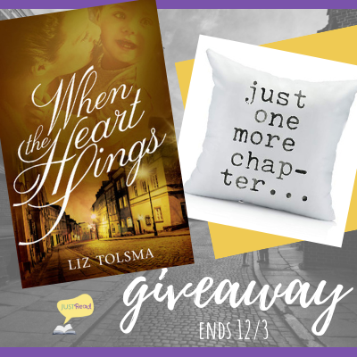 when the heart sings blog giveaway