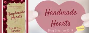 Handmade Hearts blog blitz