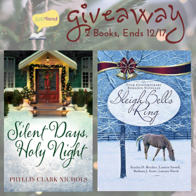 silent days, holy night giveaway
