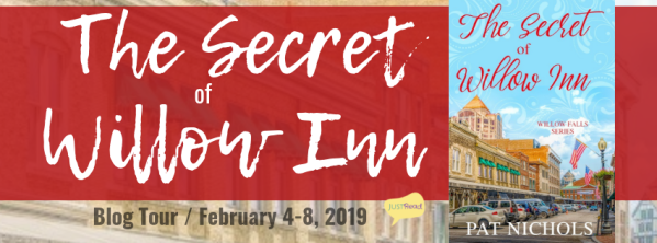 the secret of willow inn blog tour
