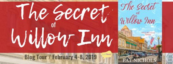 the secret of willow inn blog tour