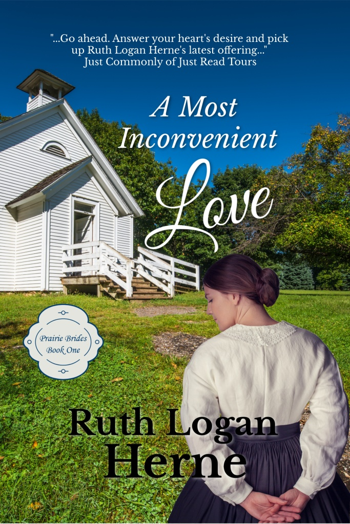 A Most Inconvenient Love - Front Cover