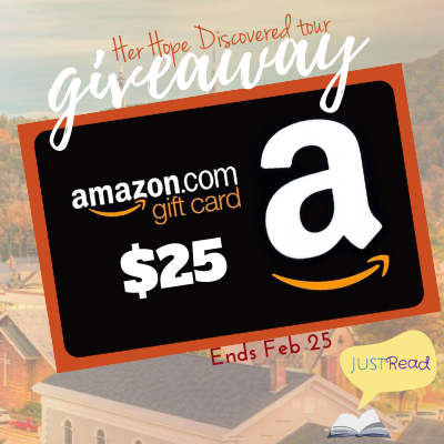 Her Hope Discovered giveaway