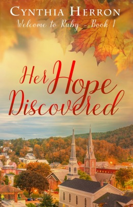 Her Hope Discovered book cover