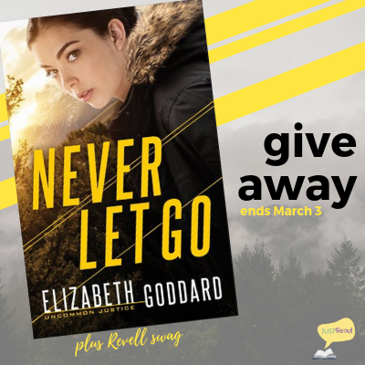 never let go giveaway