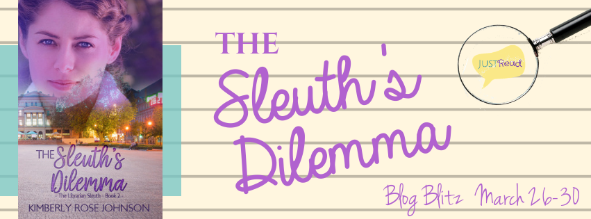 The Sleuth's Dilemma blog blitz