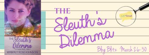 The Sleuth's Dilemma blog blitz