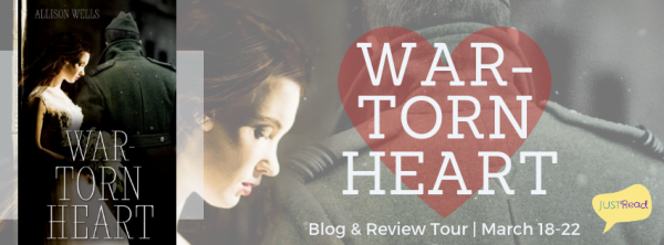 War Torn Heart blog & review tour