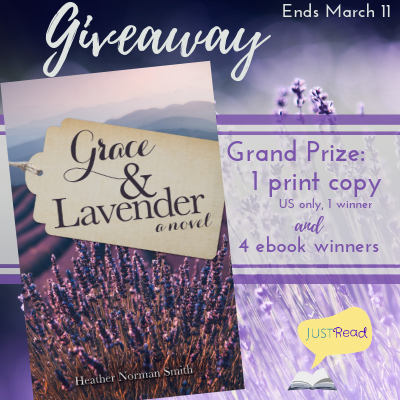 grace and lavender blog giveaway