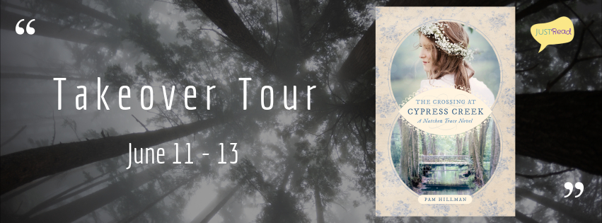 Welcome to The Crossing at Cypress Creek Takeover Tour & Giveaway!