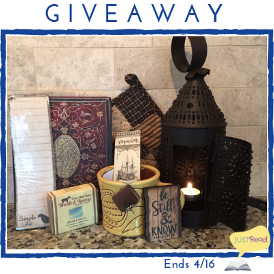 the edge of mercy blog giveaway