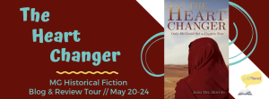 the heart changer blog & review tour