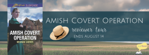 Amish Covert Operation review tour