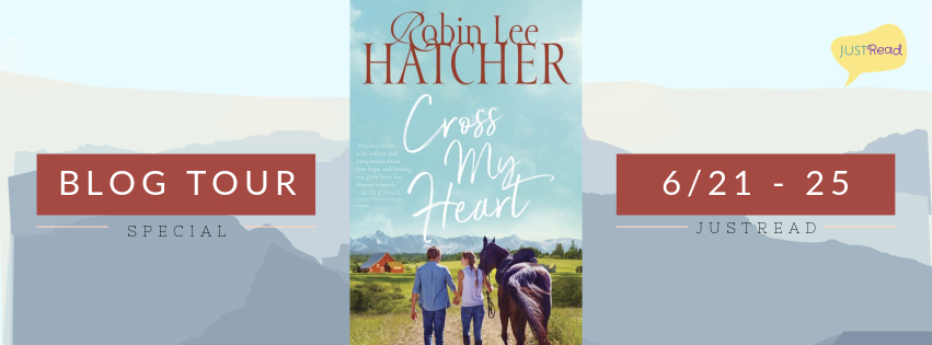 Welcome to the Cross My Heart Blog Tour & Giveaway!