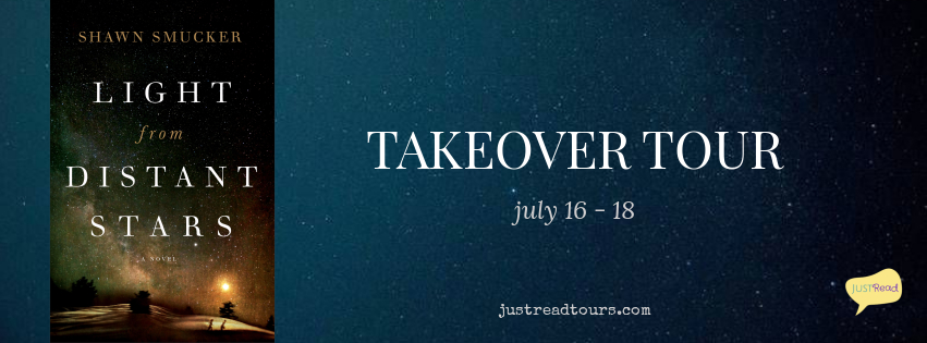 Welcome to the Light from Distant Stars Takeover Tour & Giveaway
